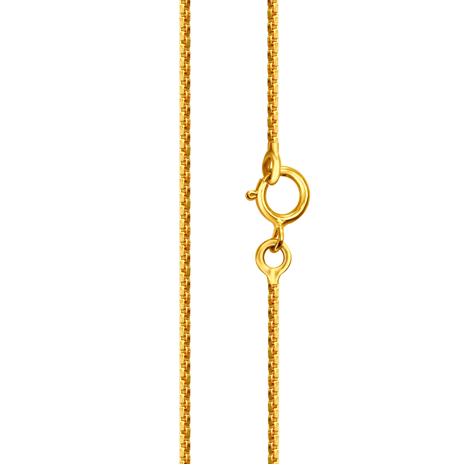 ladies yellow product necklaces chains l material category jewellery curb solid necklace webstore number gold jones ernest